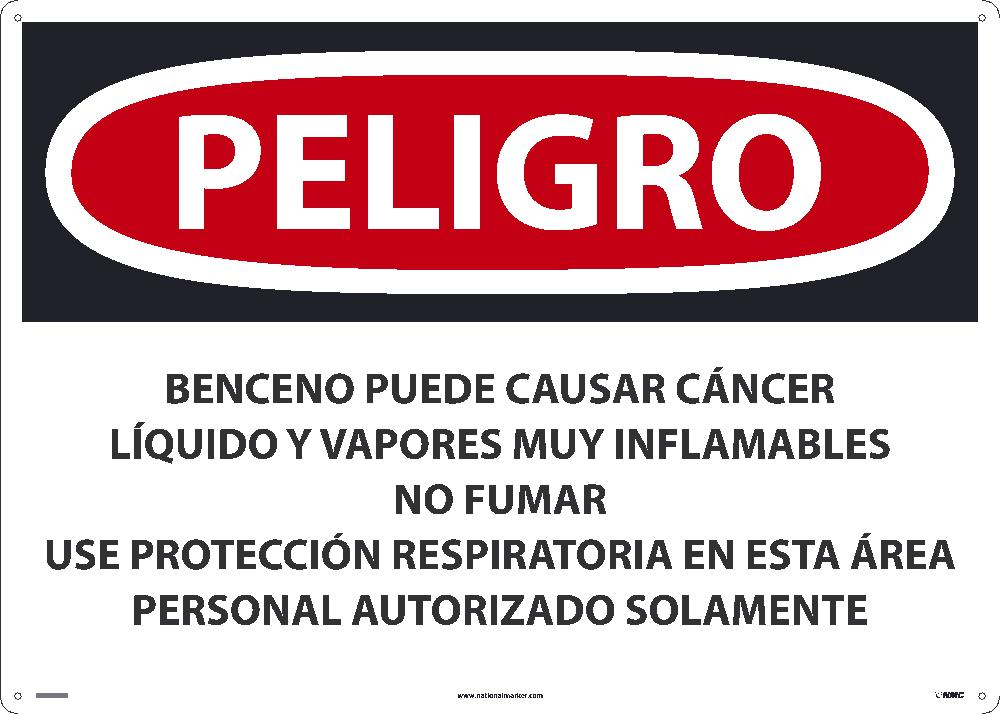Benzene May Cause Cancer Highly Sign - Spanish