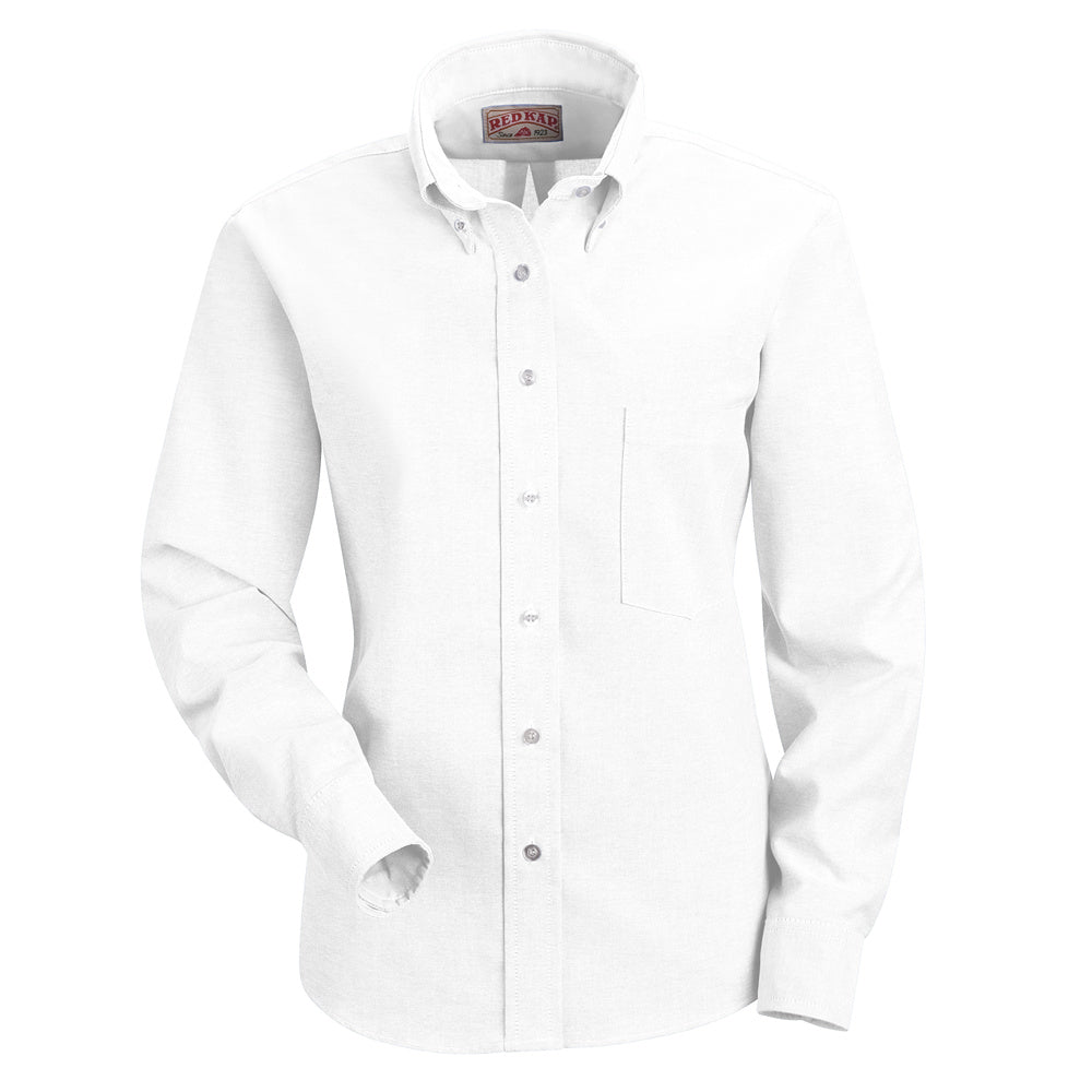 Red Kap Women's Executive Oxford Dress Shirt