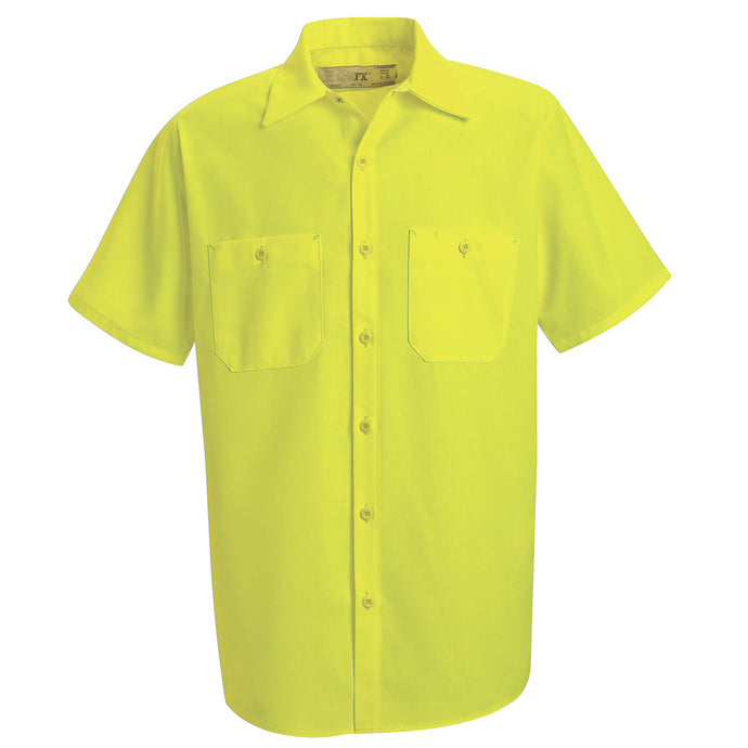 Red Kap Enhanced Visibility Work Shirt