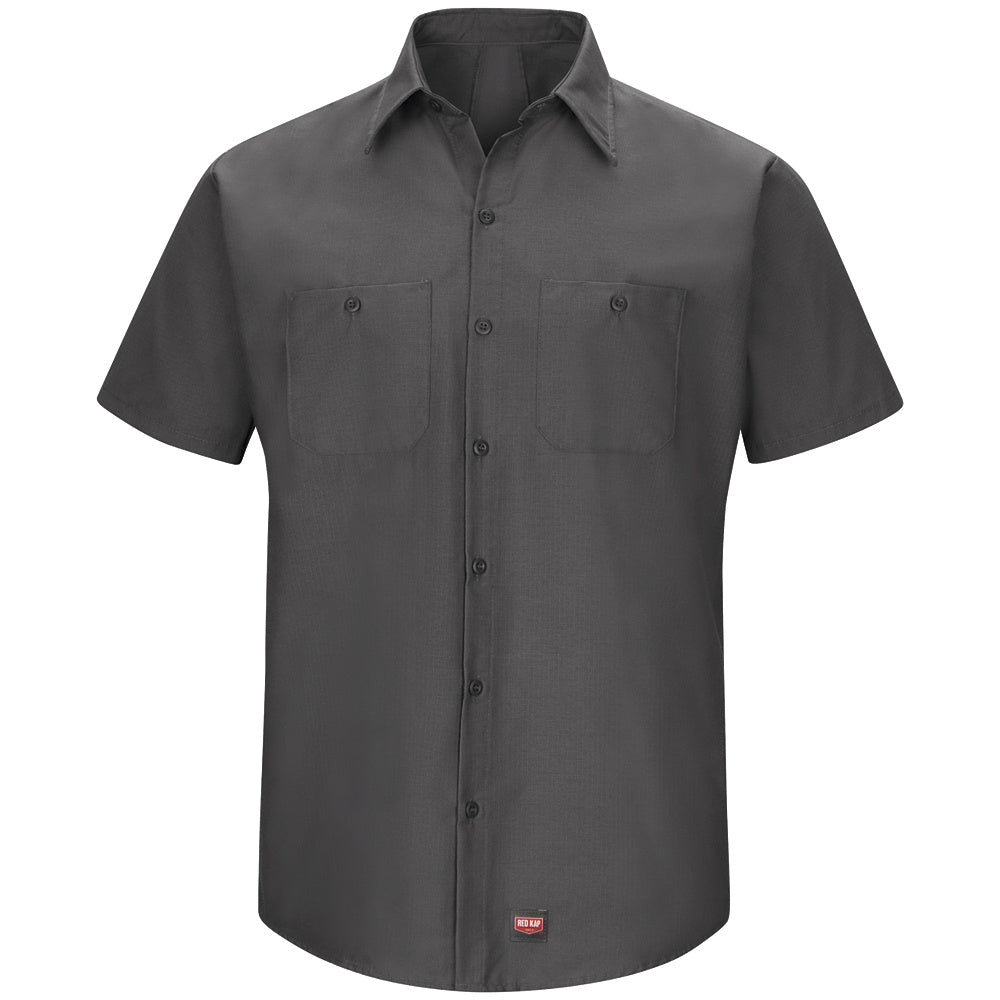 Red Kap Men's MIMIX™ Short Sleeve Work Shirt