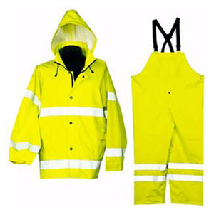 ML Kishigo - Storm Stopper Rainwear Class 3 Jacket / Pants Set