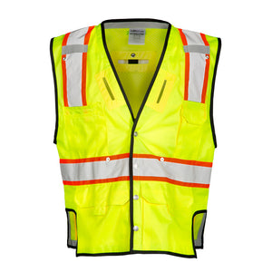 ML Kishigo - FALL PROTECTION Class 2 Safety Vest