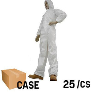 EPIC- Environstar M.P Coated Coverall With Hood - Case
