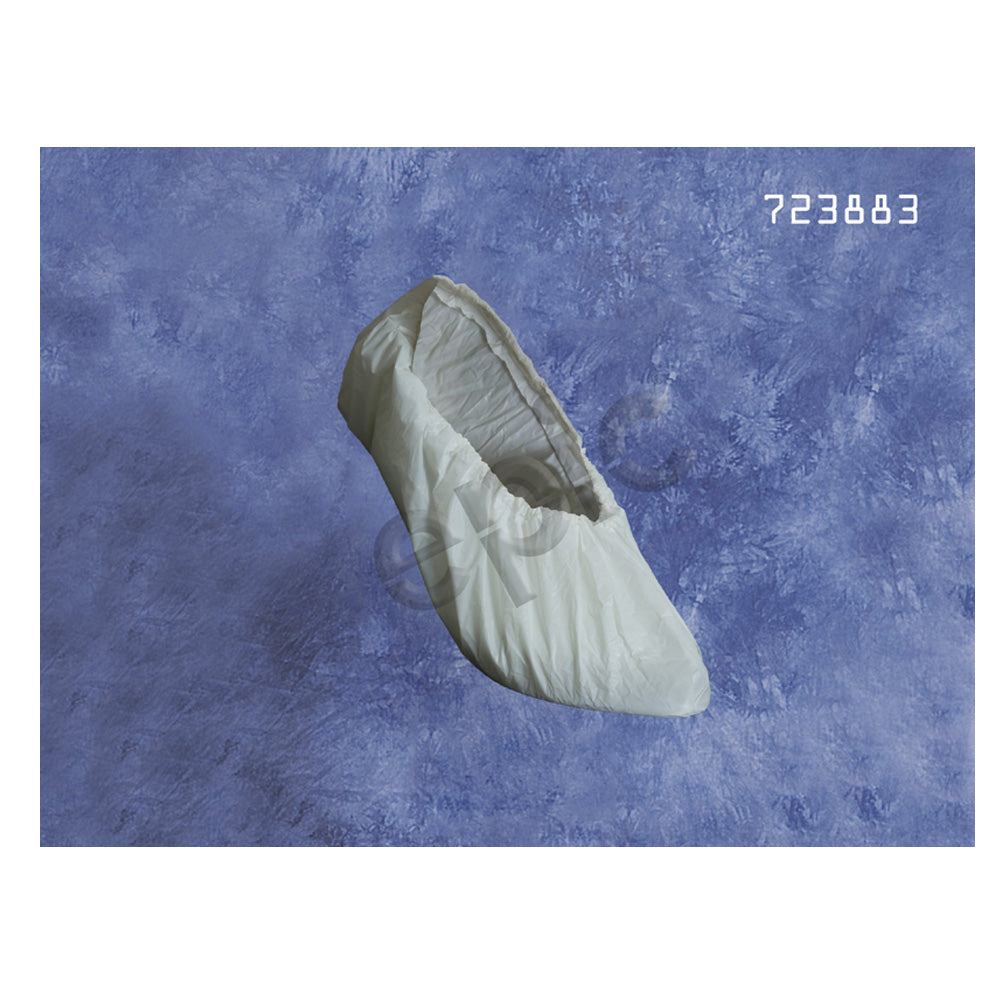 EPIC- White Cleanroom Shoe Cover - Case