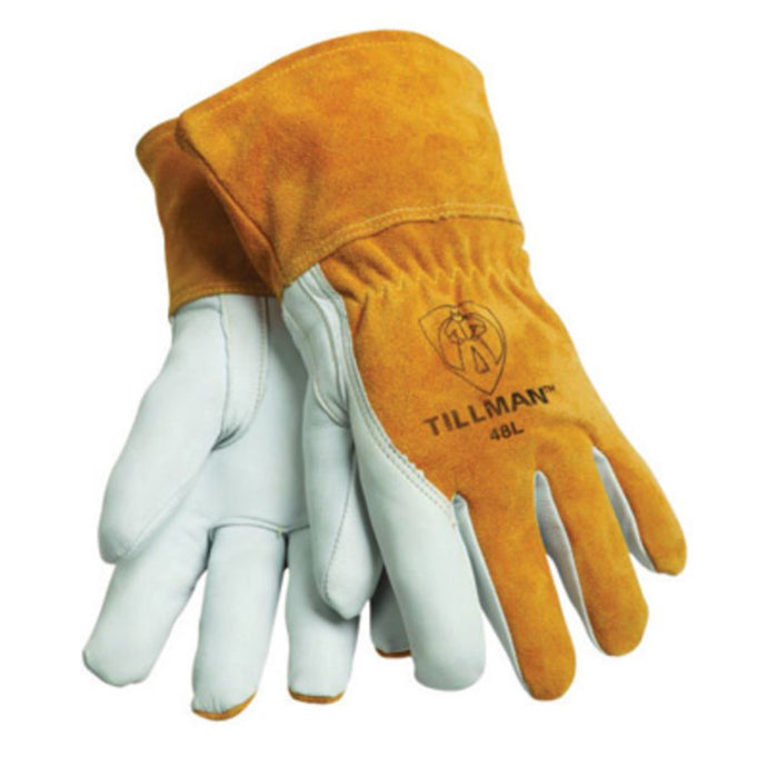 Tillman Split Back Leather Gloves