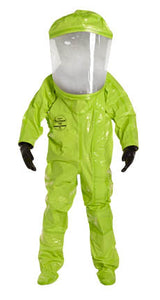 DuPont -Tychem TK HazMat Fully Encapsulated Level A Coverall