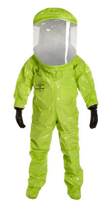 DuPont -Tychem  TK Fully Encapsulated Level A Coverall