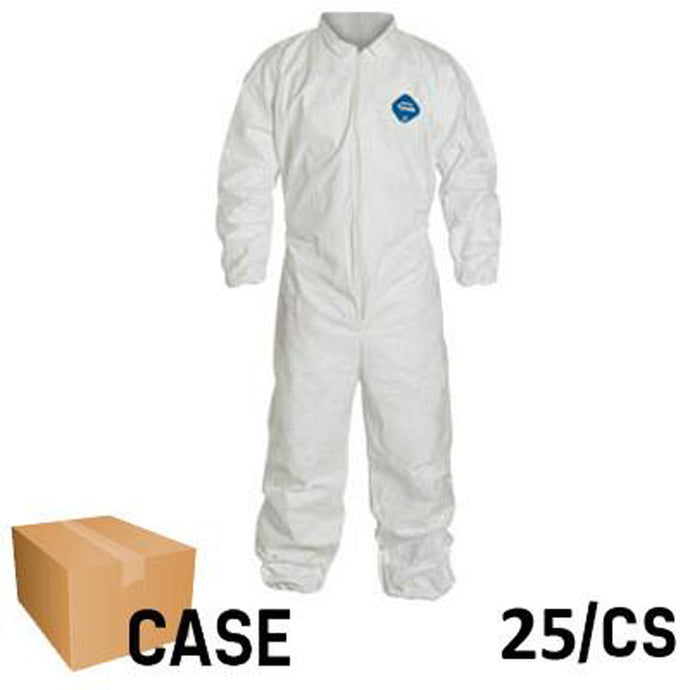 Dupont - Tyvek Disposable Coveralls - Case