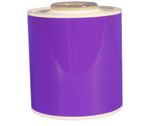 High Gloss Heavy Duty Continuous Vinyl Roll Purple - Roll