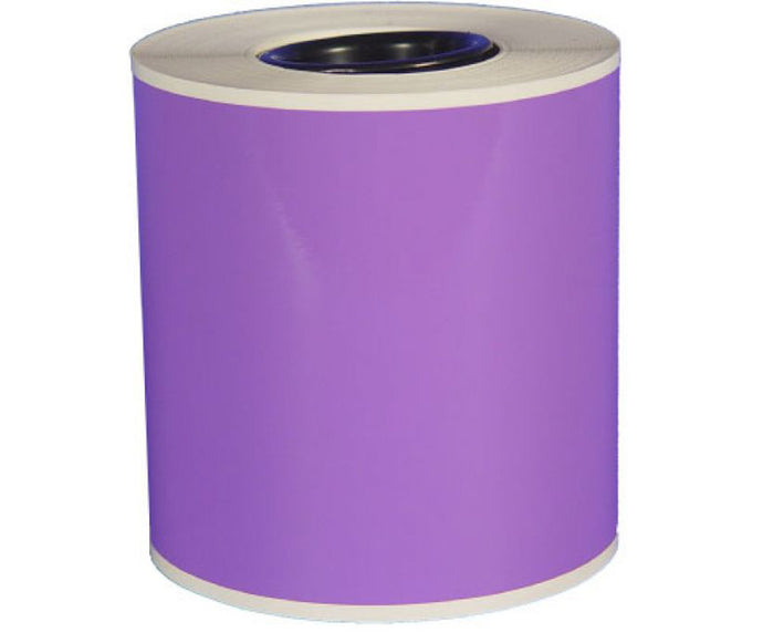 High Gloss Heavy Duty Continuous Vinyl Roll Violet - Roll