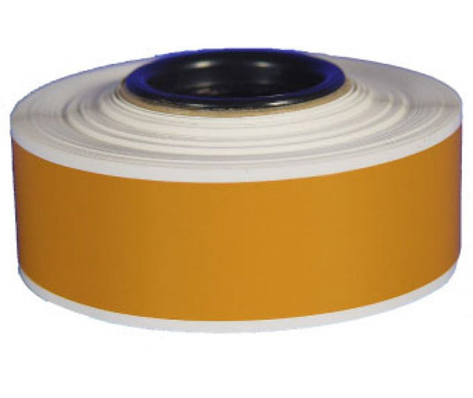 High Gloss Heavy Duty Continuous Vinyl Roll Ochre - Roll