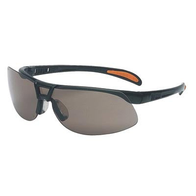 Uvex By Honeywell Protege® Safety Glasses With Sandstone Frame And Gray Polycarbonate Uvextreme® Anti-Fog Lens