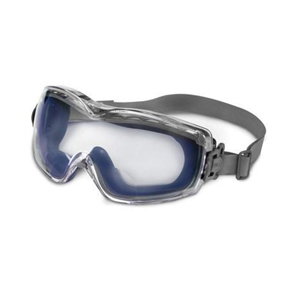Uvex Stealth Reader OTG Over The Glasses Goggles Diopter Clear Uvextreme Anti-Fog Lens