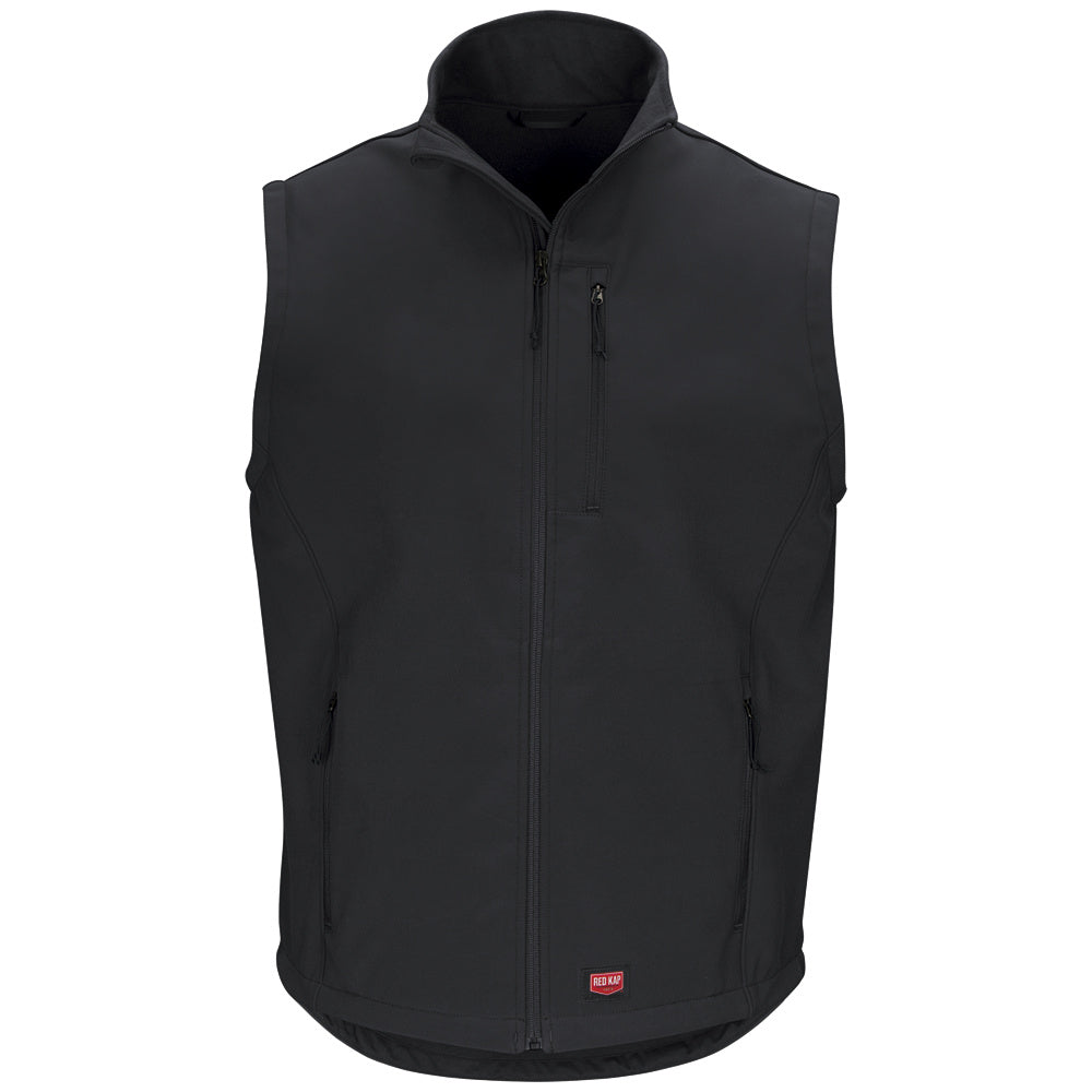 Red Kap Soft Shell Vest