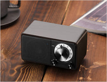 Load image into Gallery viewer, Sangean-FM / Bluetooth / Aux-in Wooden Cabinet Receiver