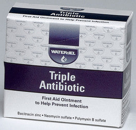 Water-Jel Triple Antibiotic Ointment Unit Dose