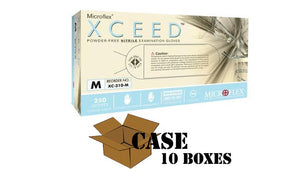 Microflex - Xceed - Nitrile Gloves - Case