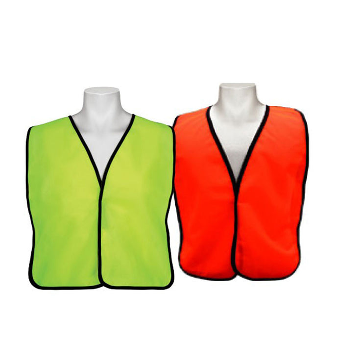 3A Safety All-Purpose Tight Mesh Safety Vest No Stripe