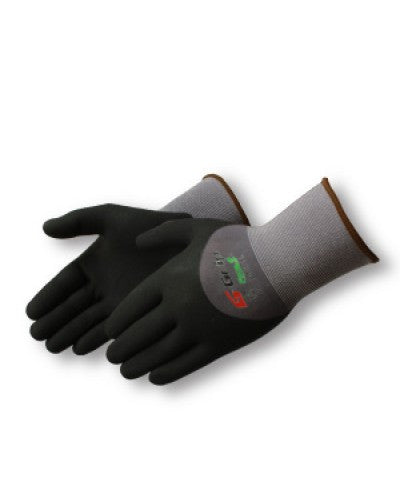 G-Grip Nitrile Micro-Foam 3/4 back Coated Gloves - Dozen