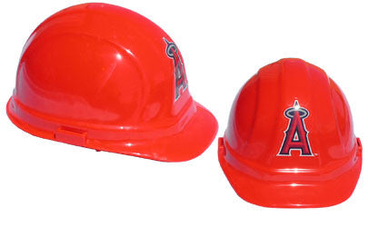 Anaheim Angels - MLB Team Logo Hard Hat Helmet