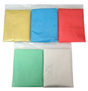 Disposable Ponchos - 20 Pack
