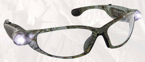 SAS Safety - LED Camouflage Safety Eyewear
