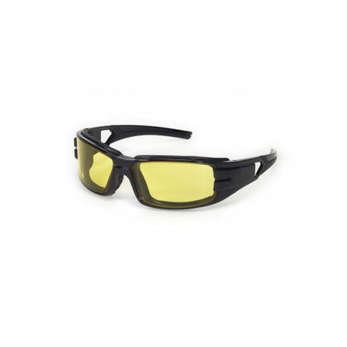 iNOX Trooper - Amber foam padded lens with black frame