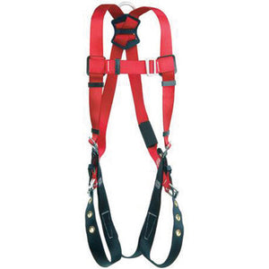 DBI/SALA Medium/Large Protecta PRO Full Body Line Positioning Harness With Tounge-Buckle Leg Straps