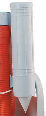 Gatorade Plastic Cup Dispenser (For 7 Ounce Plastic Cone Cups)
