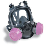 North - Elastomeric 5400 Series Full Face Facepiece