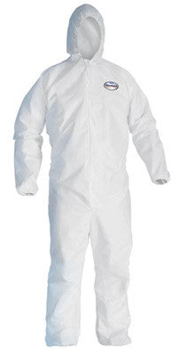 Kimberly-Clark A10 Disposable Coveralls (25 Pack)