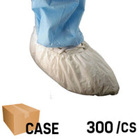 White Cleanroom Shoe Cover - Case