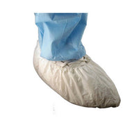 White Cleanroom Shoe Cover - Bag