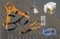 Miller - Basic Roofing Kit With Microloc and 75' Lifeline