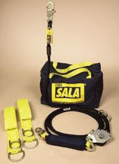 DBI/SALA - Sayfline 60' Horizontal Lifeline System With Storage Bag