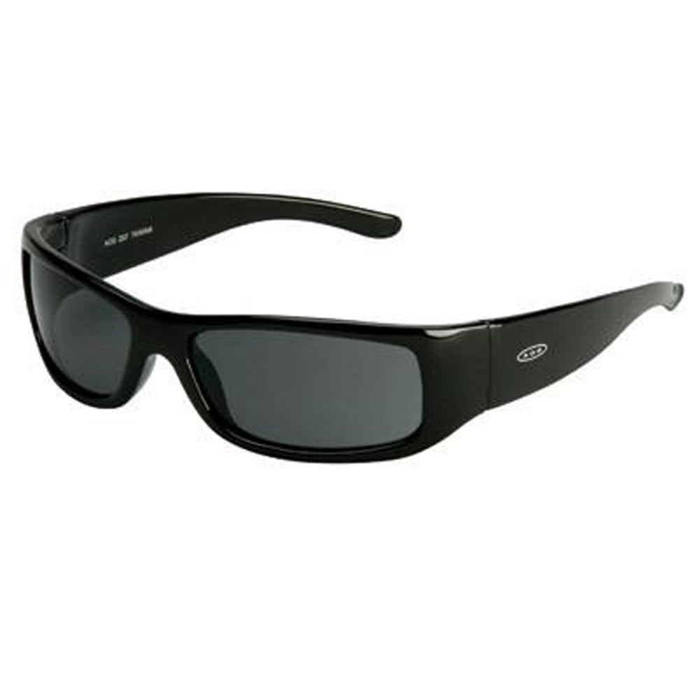 3M Moon Dawg Black Frame Anti Fog Safety Glasses