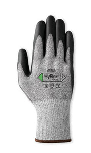 Ansell HyFlex Cut Resistant Coated Work Gloves