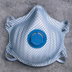 Moldex - Medium/Large N95 Particulate Disposable Respirator (10 per bag)
