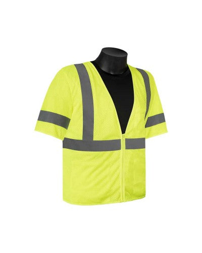 Liberty - Class 3 - Vest With Sleeves (Multi-Pockets)