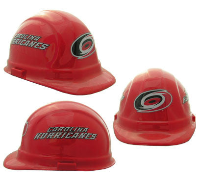 Carolina Hurricanes - NHL Team Logo Hard Hat