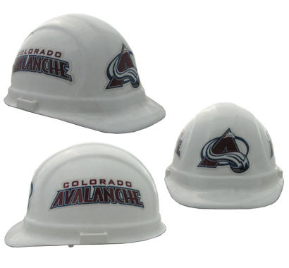 Colorado Avalanche - NHL Team Logo Hard Hat