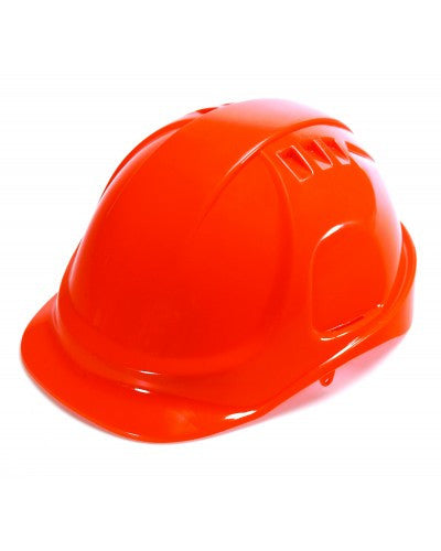 Durashell - Vented Cap Style Hard Hat - Orange
