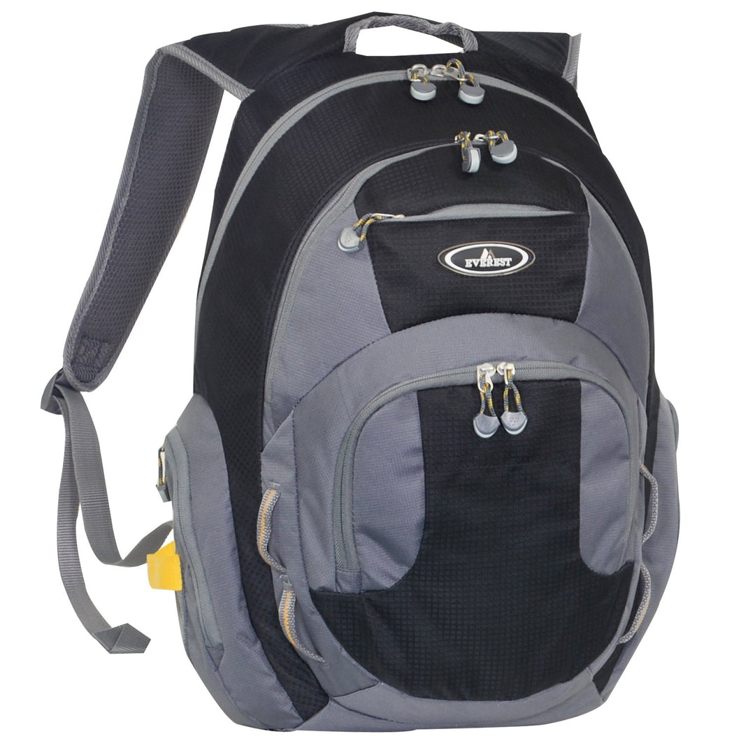 Everest-Deluxe Traveler's Laptop Backpack