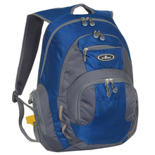 Load image into Gallery viewer, Everest-Deluxe Traveler's Laptop Backpack