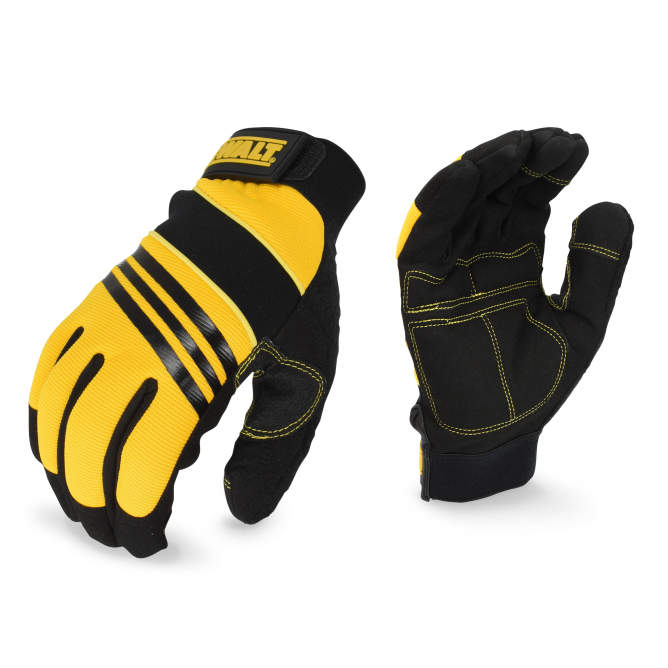 DEWALT DPG201 Synthetic Leather Performance Glove