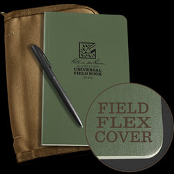 RITE IN THE RAIN- FIELD-FLEX BOOK KIT