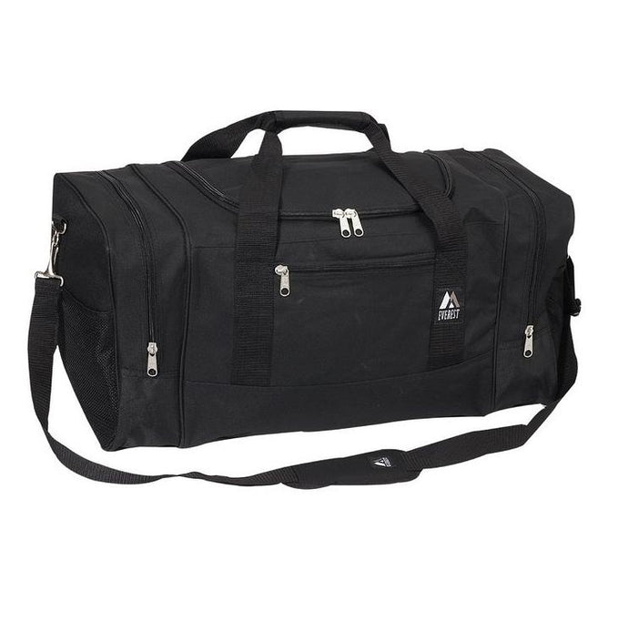 Everest Luggage Sporty Gear Bag - Large - Black