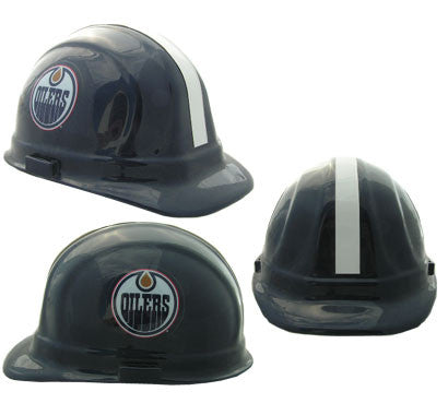 Edmonton Oilers - NHL Team Logo Hard Hat