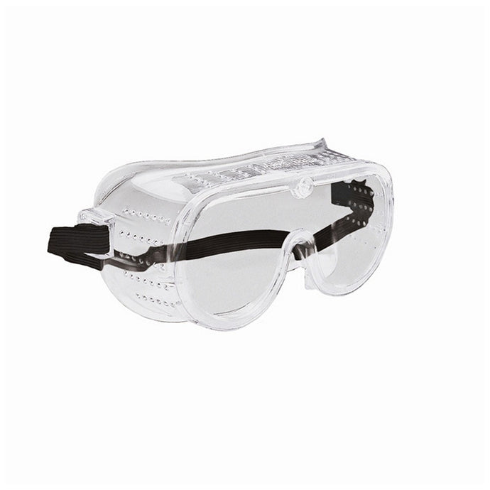 ERB Safety - Perforated Clear Safety Goggles