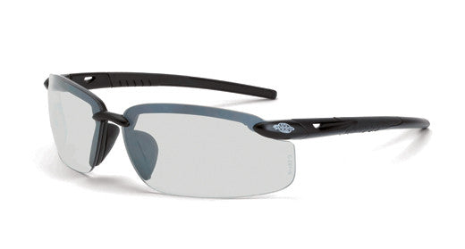 ES5 Indoor/Outdoor Lens matte Black Frame